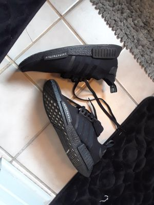 Adidas NMD Triple Black Japan sz. 11 for Sale in Pittsburgh, PA