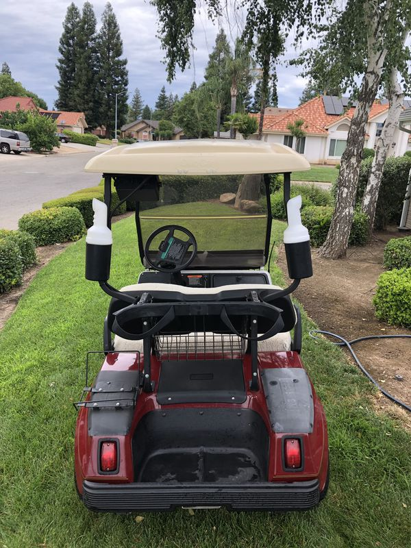 Used Car Dealerships In Fresno Ca >> Club Car golf cart for Sale in Fresno, CA - OfferUp