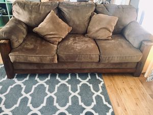 Brown sofas for Sale in Wenatchee, WA
