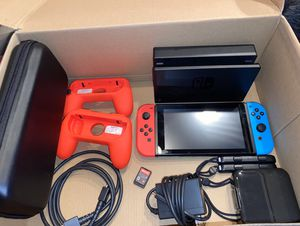 Nintendo Switch with 1 Game for Sale in Kent, WA