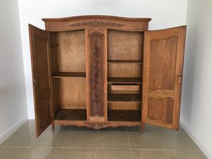 Antique armoire from Argentina for Sale in Key Biscayne, FL