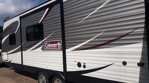 Camper pops out 2013 coleman for Sale in Houston, TX