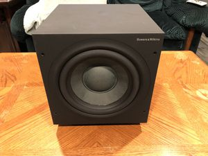 Bowers and Wilkins subwoofer for Sale in Norridge, IL