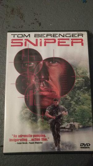Sniper dvd for Sale in Missoula, MT