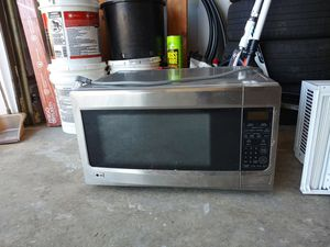 Lg microwave for Sale in Renton, WA