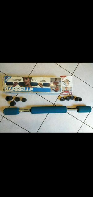 Whitely Barbelle weights for Sale in Miami, FL