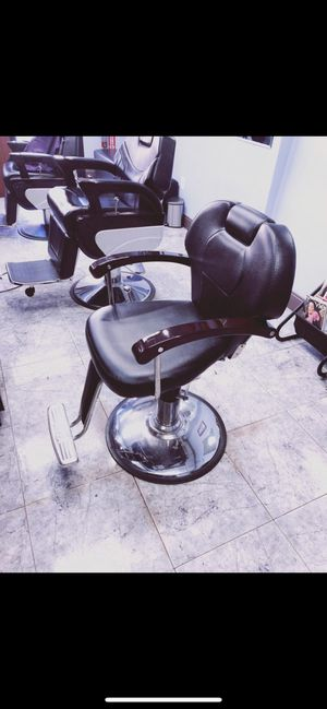 "Barber chair ""KATHERINE"" UNISEX $450 for Sale in Brooklyn, NY"