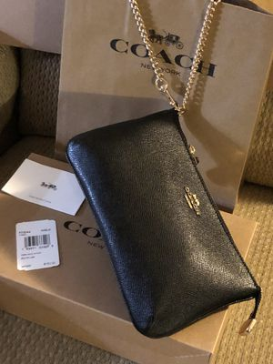 Brand New Authentic Coach bag with tags for Sale in Rockville, MD