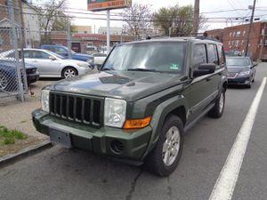 2006 Jeep Commander for Sale in Paterson, NJ