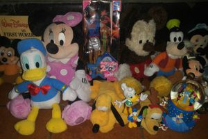 Walt Disney Mickey Mouse Bundle X14 for Sale in Lawndale, CA