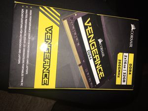 Corsair vengeance memory kit for laptops and notebooks for Sale in Vacaville, CA