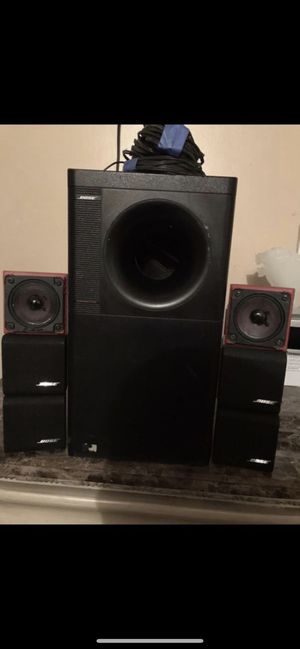 BOSE Acoustimass 600 speaker system for Sale in Santa Ana, CA