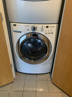 Maytag 300 Series Stackable washer and electric dryer for Sale in Revere, MA