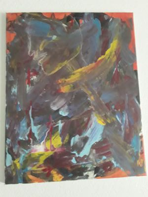 Art Painting 20x16 Abstract for Sale in Redding, CA