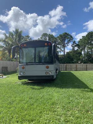 Bus Conversion 40 ft Diesel engine for Sale in Port St. Lucie, FL