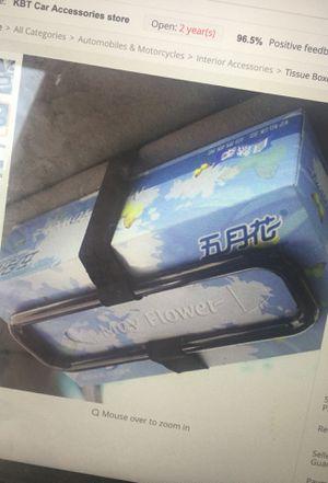 Paper napkin back seat holder for Sale in Arlington, VA