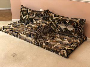 Oriental Arabic floor seating جلسة عربية for Sale in Fairfax, VA