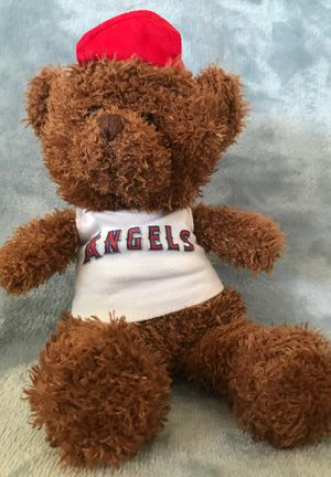 "11"" Angels bear stuffed animal$4 for Sale in Menifee, CA"