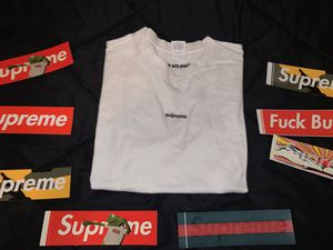 Supreme FTW Tee M for Sale in Bloomington, CA