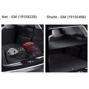 OEM Cargo Net and Cover for GMC Acadia,Buick Enclave, Chevy Traverse for Sale in Pompano Beach, FL