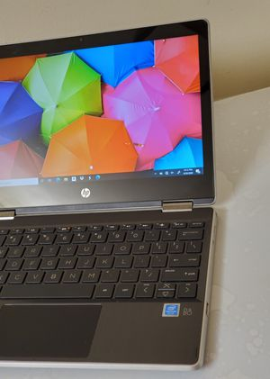"""HP Pavilion X360 11 2020Newest 2 in 1 Laptop 11.6"""" HD IPS Touchscreen for Sale in Falls Church, VA"""