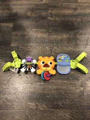 🧸👶 Carseat Toy 👶 🧸 for Sale in Ocean Shores, WA