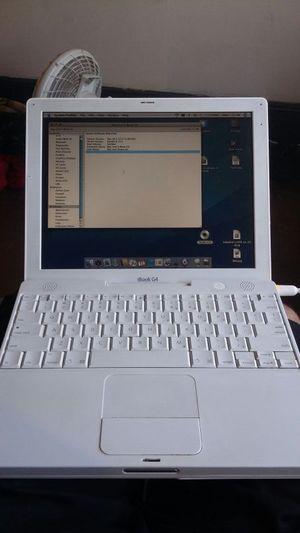 Apple notebook g4 for Sale in Warren, MI