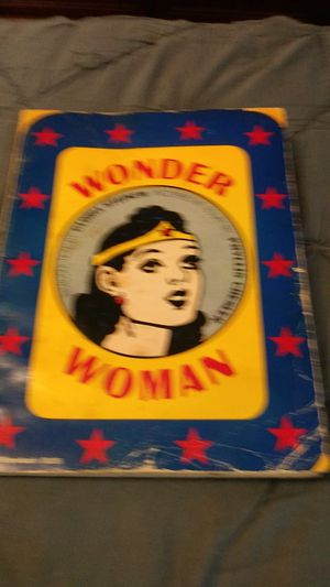 Wonder Woman a holt paperback for Sale in Lee's Summit, MO