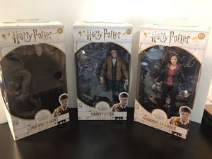 Harry Potter Wizarding World Action Figures for Sale in Murfreesboro, TN