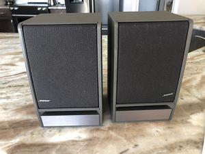 BOSE 141 book shelf speakers for Sale in Phoenix, AZ