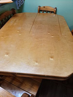 Wooden table for Sale in Arvada, CO