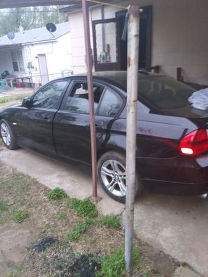 I have a 09 bmw 328i it has been in a front end collision for Sale in Tulsa, OK