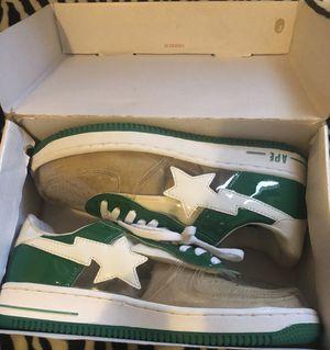 **NEW** BAPE STA Shoes Size 9.5 for Sale in La Puente, CA