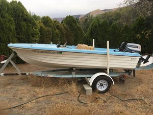 1978 14' suncraft runabout for Sale in Chelan, WA