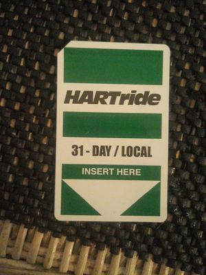 Never use 31 days bus pass for Sale in Tampa, FL