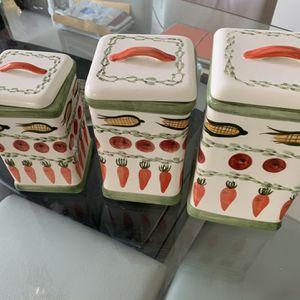 Set Of Jars for Sale in Fort Lauderdale, FL