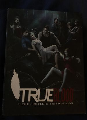 The Complete 3rd Season of TRUE Blood for Sale in Fond du Lac, WI