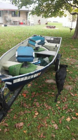 12foot BOAT for Sale in Greenfield, IN