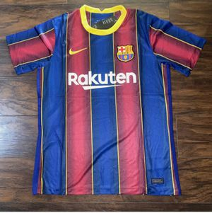 Barcelona 2020 / 2021 Home Jersey M (check my other jerseys) for Sale in Schaumburg, IL