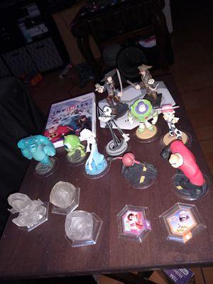 Nintendo Wii Disney infinity set for Sale in San Diego, CA