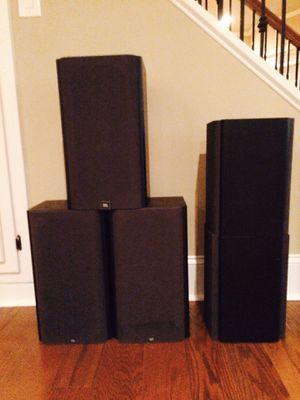 JBL - THX HT speakers for Sale in Suwanee, GA