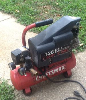 Craft air compressor for Sale in Annapolis, MD