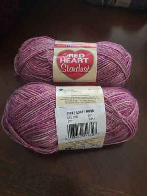 Red Heart yarn for Sale in Manteca, CA