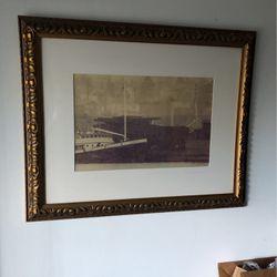 "David Barnes Art Photograph ""Lake Union, Seattle"" 1980 for Sale in Mercer Island,  WA"