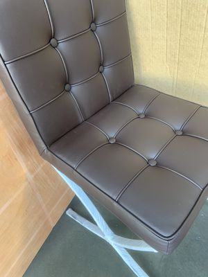 WEEK SALE!!! Office Chair, Vanity Chair or Desk Chair Brand New in Brown for Sale in Ontario, CA