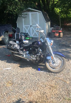 2002 Yamaha vstar classic 650cc for Sale in Chester, VA
