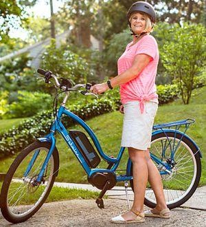 "New!! Bike, electric bike, 7 speeds 26"" wheels unisex electric bike, male bike, female bike, bicycle for Sale in Phoenix, AZ"