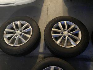 2016 Kia Sorento factory rims 17 for Sale in Kissimmee, FL