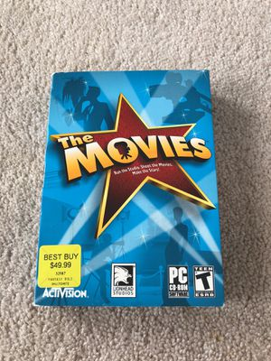 The movies pc game for Sale in Raleigh, NC
