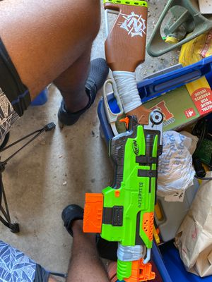 Nerf Zombie Slingfire for Sale in Garland, TX